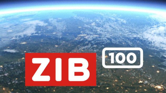 """ORF startet Smartphone-taugliche """"ZiB 100"""" (Bild: ORF)"""