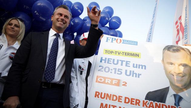 Norbert Hofer (Bild: APA/GEORG HOCHMUTH)