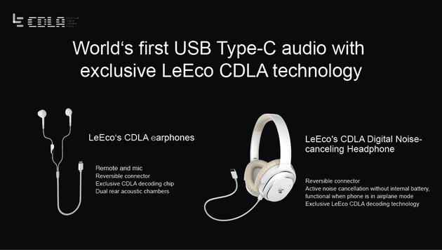 Erste Smartphones ohne Kopfhörerbuchse vorgestellt (Bild: LeEco)