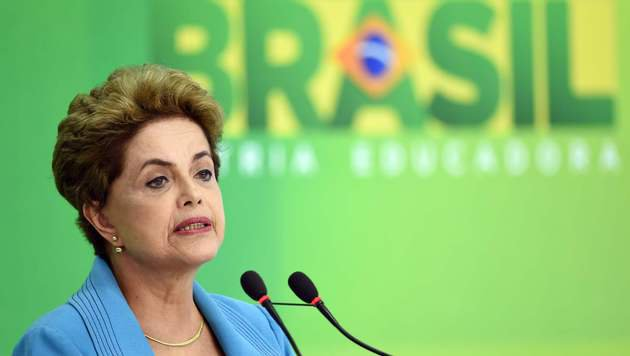 Dilma Rousseff (Bild: AFP or licensors)