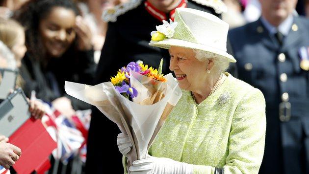 Queen Elizabeth II. (Bild: AP)