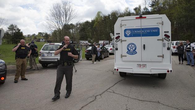 """USA: Schüsse auf Familie waren """"gezielte Tat"""" (Bild: AP)"""
