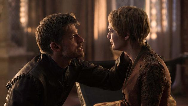 Jaime und Cersei schwören Rache. (Bild: HBO)