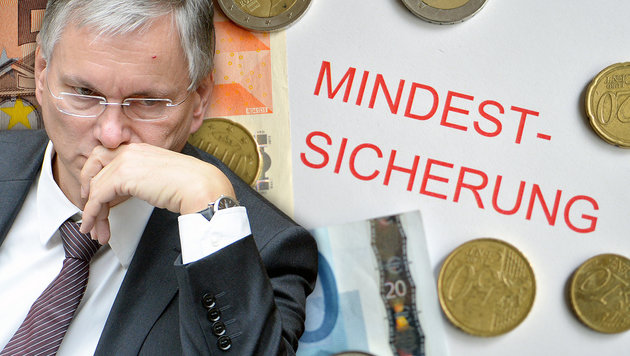 Sozialminister Alois Stöger (Bild: APA/ROLAND SCHLAGER, APA/BARBARA GINDL)