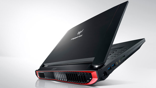 Acer bringt Gaming-Notebook für Virtual Reality (Bild: Acer)