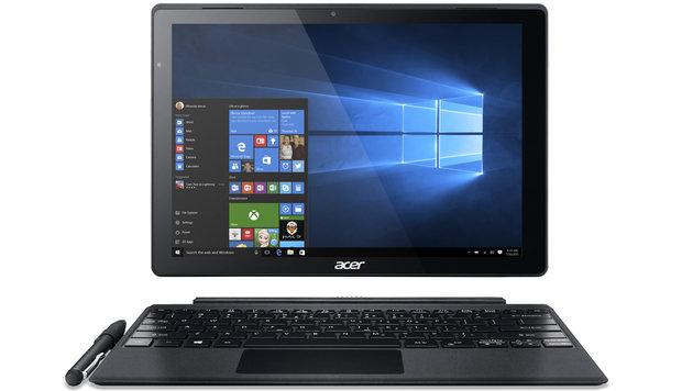 Acers neue Rivalen für Surface und Macbook Air (Bild: Acer)
