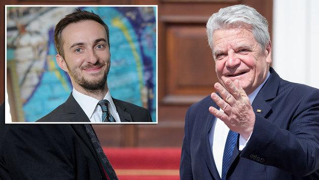 """Pr�sident Gauck will keine voreilige Abschaffung des """"Majest�tsbeleidigungs-Paragrafen"""". (Bild: APA/dpa/Kay Nietfeld, APA/dpa-Zentralbild/Britta Pedersen)"""