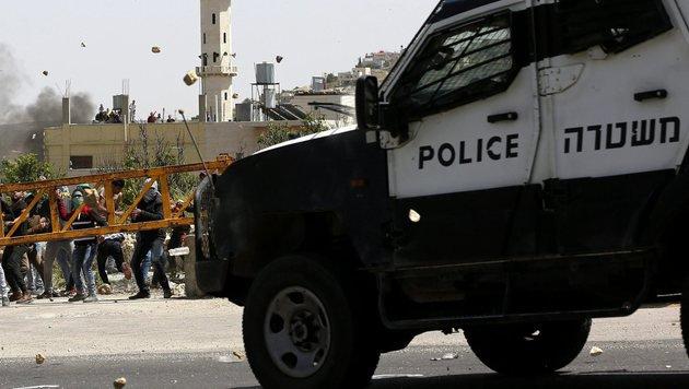 Israel riegelt Gazastreifen und Westjordanland ab (Bild: EPA)