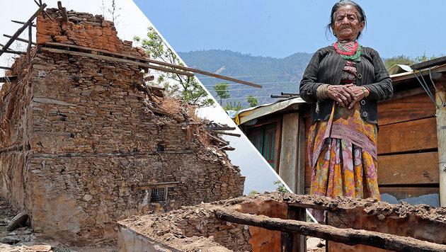 Nepal: Wiederaufbau scheitert an der Regierung (Bild: Klemens Groh)