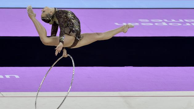 Nicol Ruprecht löst souverän Olympia-Ticket (Bild: GEPA)