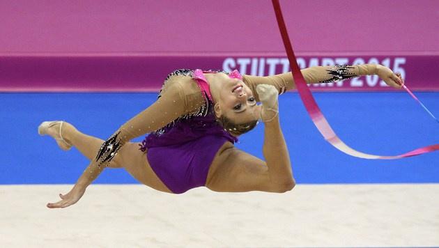 Nicol Ruprecht löst souverän Olympia-Ticket (Bild: AFP)