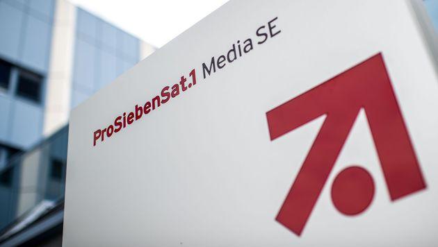 """ProSiebenSat1 startet Nachrichtensender """"4News"""" (Bild: APA/AFP/dpa/MATTHIAS BALK)"""