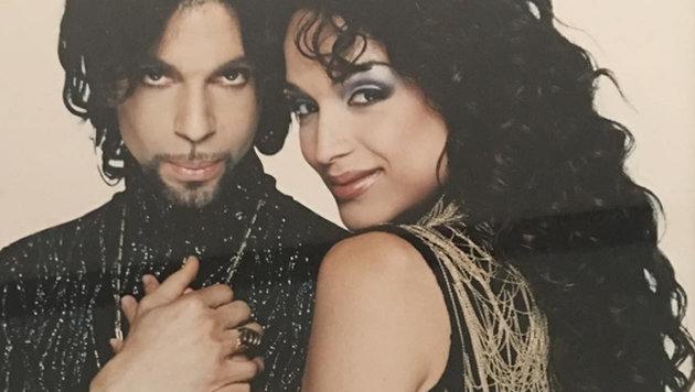 Mayte Garcia mit Prince (Bild: instagram.com/maytejannell)