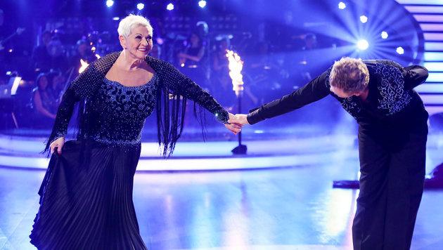 """""""Dancing Stars"""": Jazz Gitti ausgeschieden! (Bild: ORF/Milenko Badzic)"""