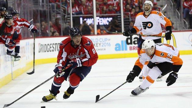NHL: Österreicher-Klubs wahren Aufstiegschance (Bild: 2016 Getty Images)