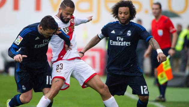 Von 0:2 auf 3:2 - Real bleibt im Titelrennen (Bild: AFP)