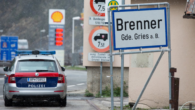 "EU: ""Brenner-Schlie�ung w�re Katastrophe"" (Bild: APA/EXPA/ JOHANN GRODER)"