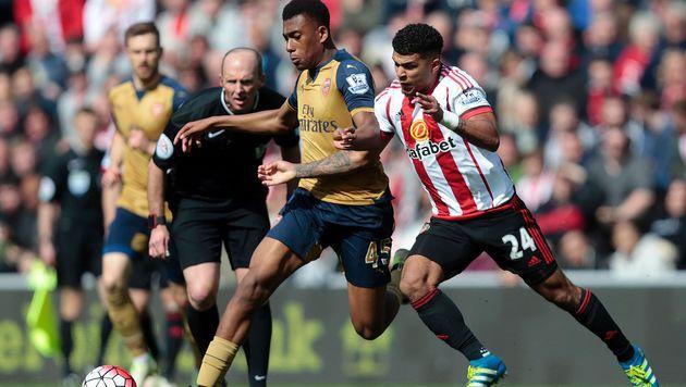 Arsenal muss nach 0:0 um CL-Platz bangen (Bild: APA/AFP/GRAHAM STUART)