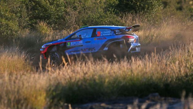 """Kiwi"" Sensationssieger bei Argentinien-Rallye! (Bild: AFP or licensors)"