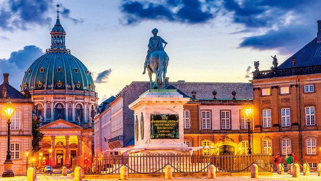 Eindrucksvoll ist das historische Stadtzentrum von Kopenhagen. (Bild: Fotolia)