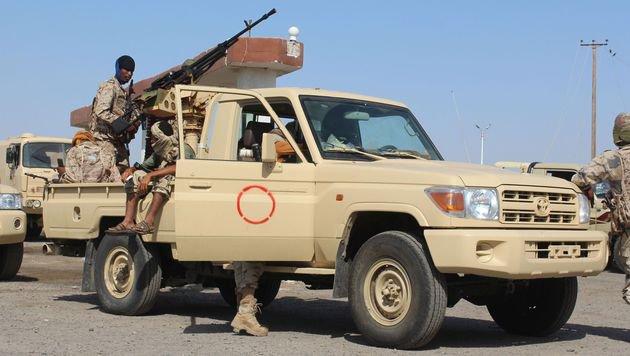 Mehr als 800 Al-Kaida-Kämpfer im Jemen getötet (Bild: APA/AFP/Saleh A-Obeidi)