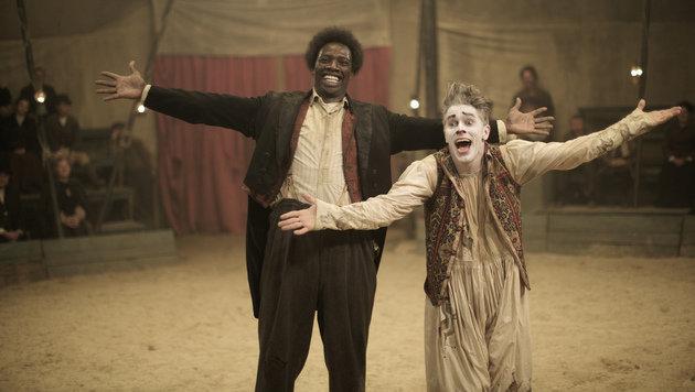 """""""Monsieur Chocolat"""": Ruhm und Rassismus im Zirkus (Bild: Filmladen)"""