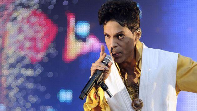 Prince (Bild: APA/AFP/BERTRAND GUAY)