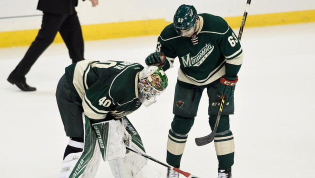 Vaneks Minnesota Wild im Play-off ausgeschieden (Bild: 2016 Getty Images)