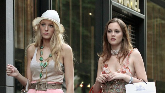 Blake Lively und Leighton Meester (Bild: The CW)