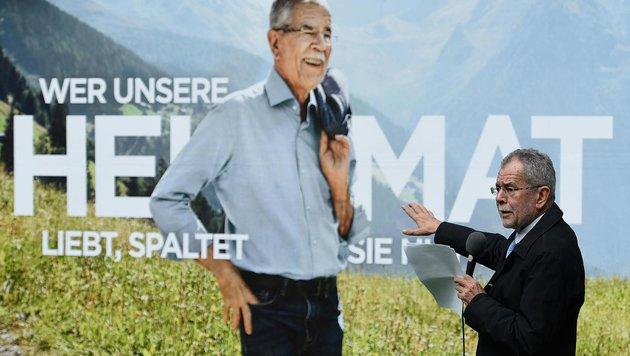 """Norbert Hofer, die """"Stimme der Vernunft""""? (Bild: APA/HELMUT FOHRINGER)"""