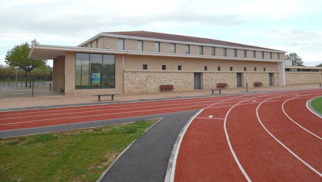 EM-Trainingsplatz bereitet ÖFB noch Sorgen (Bild: Kronen Zeitung)