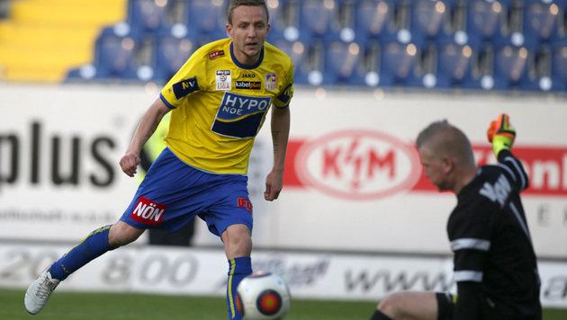 3:0 gegen Austria Lustenau! St. Pölten zieht nach (Bild: GEPA)