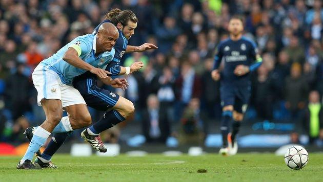 Real ohne Ronaldo zu harmlos, Hart rettet ManCity (Bild: AP)