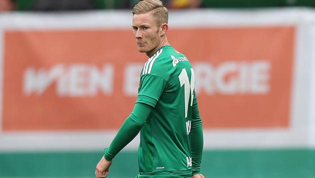 Fix! Florian Kainz verlässt Rekordmeister Rapid (Bild: GEPA)