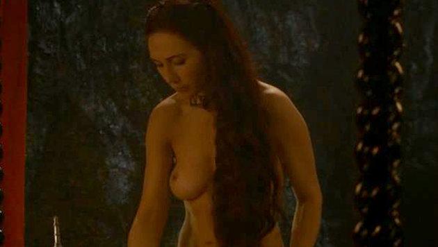"""Carice van Houten als Melisandre in """"Game of Thrones"""" (Bild: Viennareport)"""