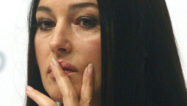 Monica Belluci (Bild: APA/HERBERT PFARRHOFER)