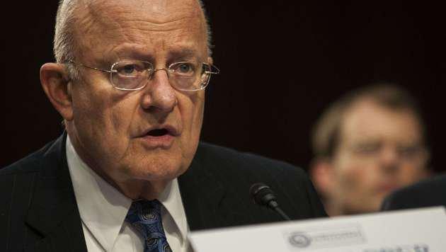 Geheimdienstdirektor James Clapper (Bild: APA/AFP/GETTY IMAGES/Gabriella Demczuk)