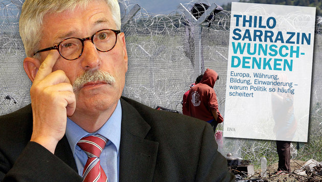"""""""Kontrolle unserer Grenzen wird Existenzfrage"""" (Bild: APA/dpa/Herbert Knosowski, DVA, AP)"""
