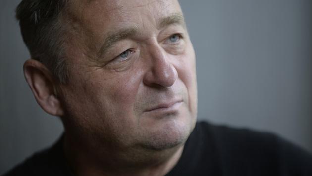 ORF gratuliert Andreas Vitasek zum 60. Geburtstag (Bild: APA/HANS KLAUS TECHT)