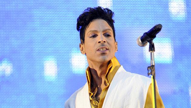 Prince hinterließ offenbar kein Testament (Bild: BERTRAND GUAY/AFP/picturedesk.com)