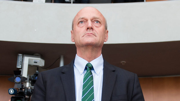 Wird abgelöst: BND-Chef Gerhard Schindler (Bild: APA/dpa/Gregor Fischer)