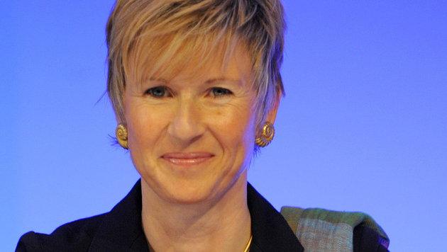 Susanne Klatten gilt als reichste Frau Deutschland (Bild: AFP)