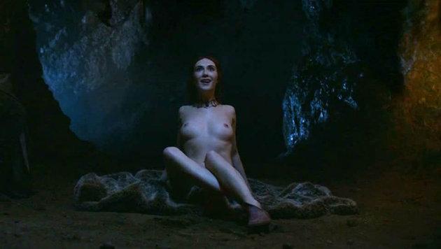 """Carice van Houten in der zweiten Staffel von """"Game of Thrones"""" (Bild: Vienanreport)"""
