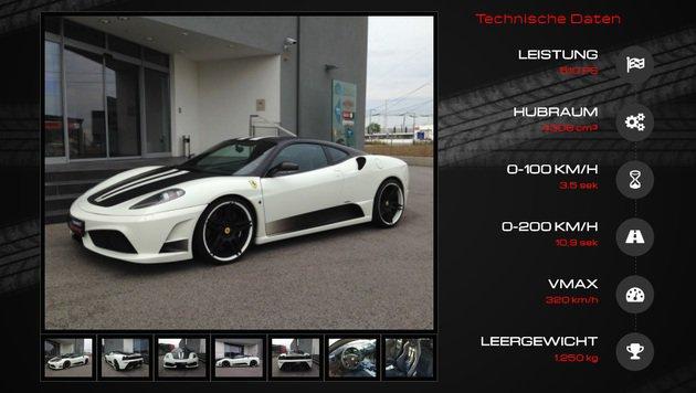 """""""Das ist der glückliche Ferrari-Gewinner (Bild: Speedacademy.at)"""""""