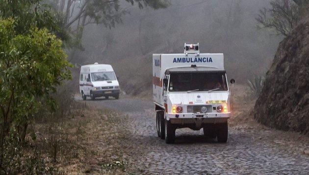 Kap Verde: Elf Menschen bei Schießerei getötet (Bild: EPA)