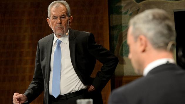 Das ist der Professor, der in die Hofburg einzieht (Bild: APA/Roland Schlager)