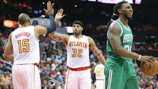 Atlanta & Toronto fehlt noch ein Sieg zum Aufstieg (Bild: AP)