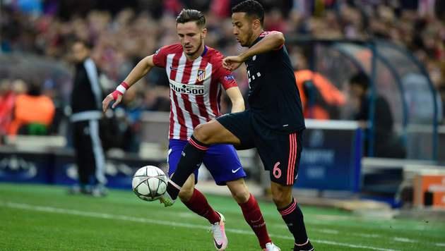 Bayerns Spanier und Alaba beschenken Atletico (Bild: AFP)