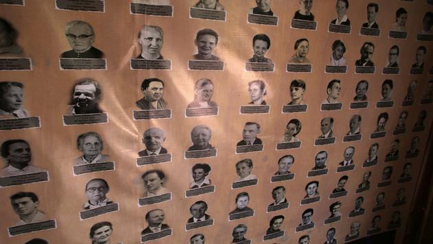 "Berlin gibt Akten über ""Colonia Dignidad"" frei (Bild: APA/AFP/CLAUDIO REYES)"
