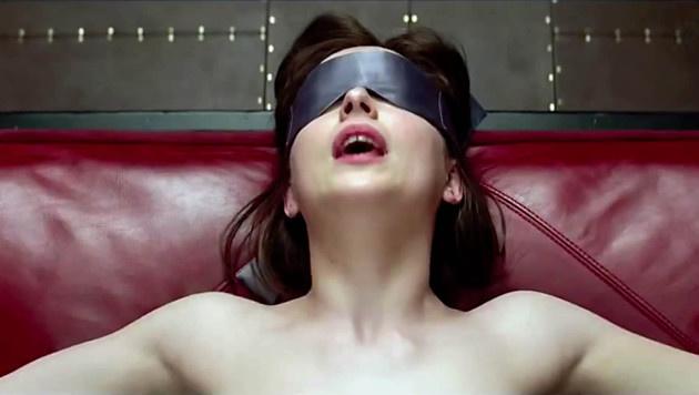 """Dakota Johnson spielt die Anastasia Steele in """"Fifty Shades of Grey"""". (Bild: Viennareport)"""